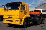 Седельный тягач КАМАЗ 65116-6010-23
