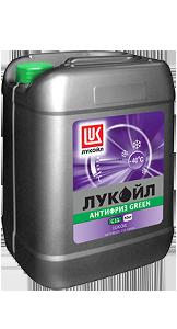 Антифриз LUKOIL G11-40 Green